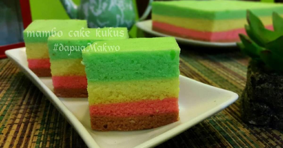 Resep Mambo Cake Kukus