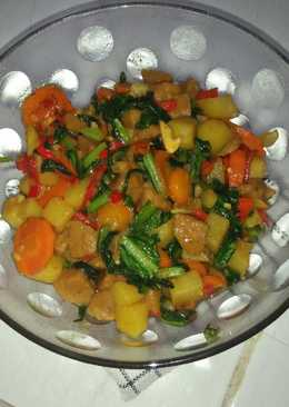 Tumis Sayuran Endess 👍