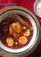 Korean Tofu Soup - Sundubu Jjigae