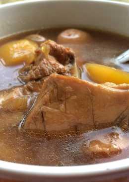 Semur Kuah Ayam & Sosis