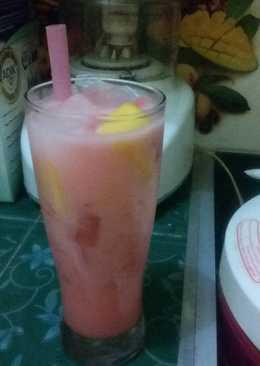 Es buah alakadarnya