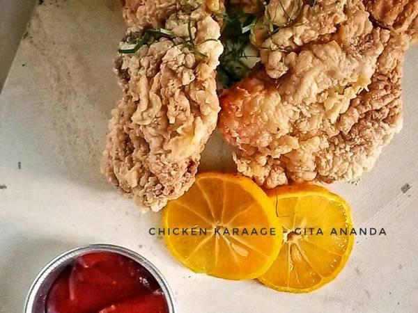 Chicken Karaage #pr_asianfood