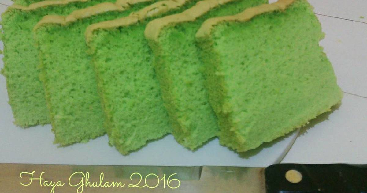 Resep Bolu dgn kocok all in one