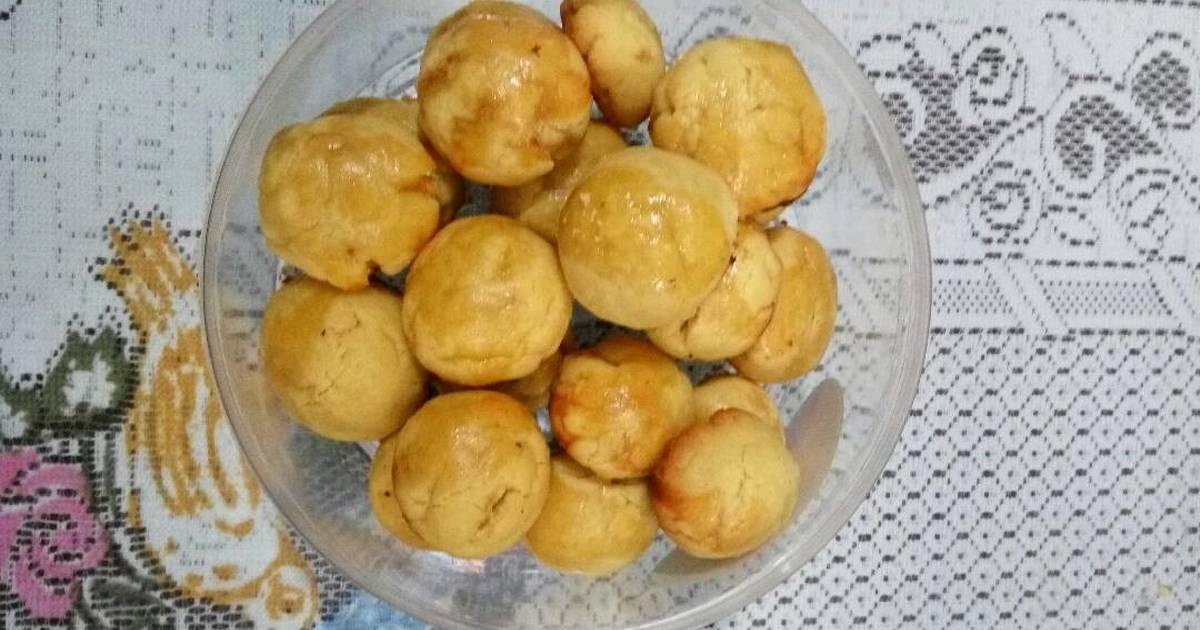 Resep Nastar selai nanas