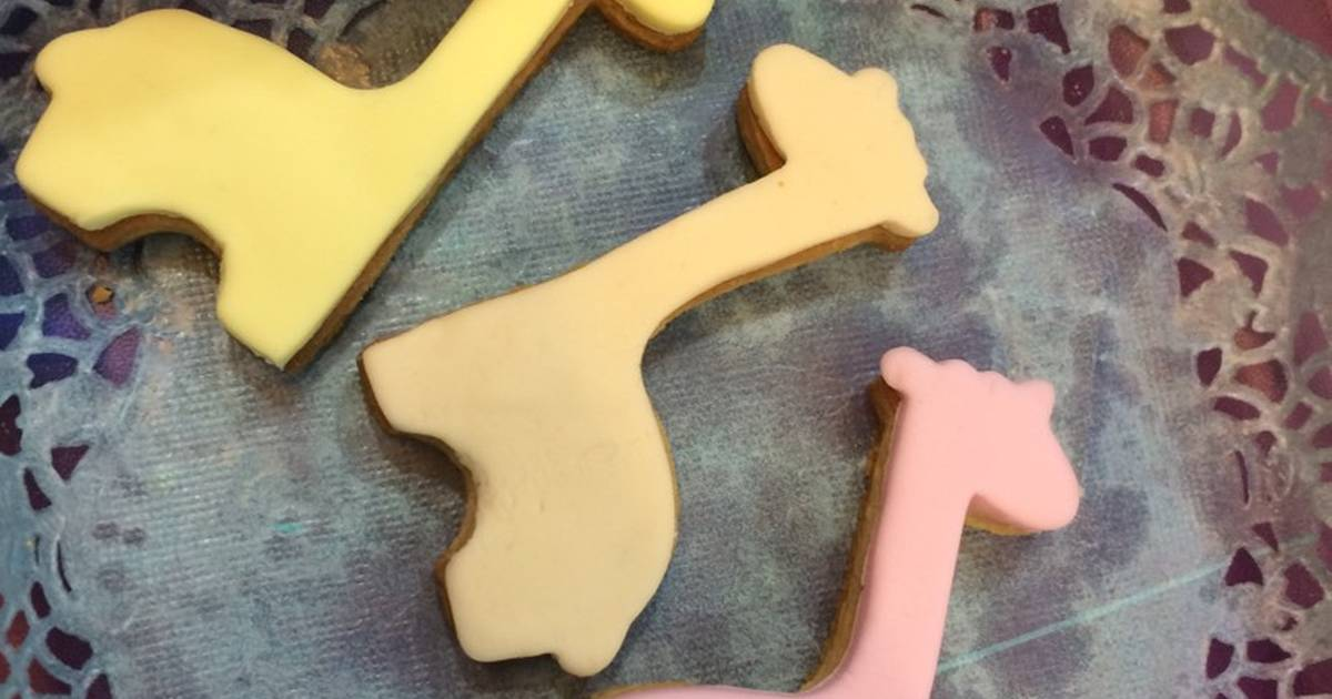 Resep Pastel Fondx Cookies