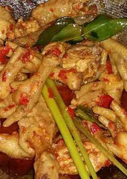Ayam pedas nagih