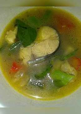 Ikan Patin kuah Blimbing Kuning
