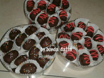 Kurma coklat simple