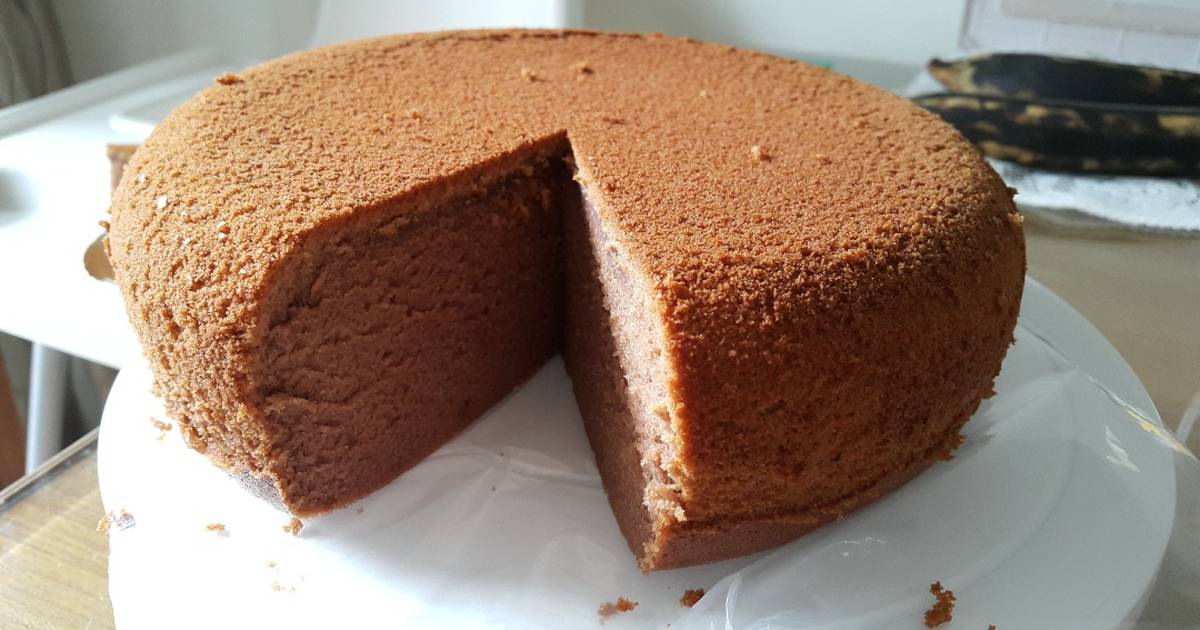 Resep Bolu Nutella rice cooker