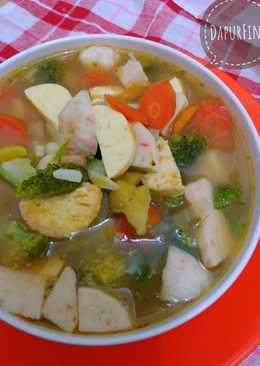 Sapo Tahu (Tofu)