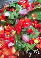 Sambal Dabu-dabu Kemangi #Food2