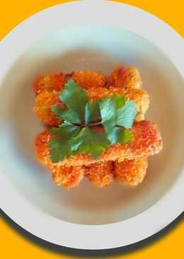 Nugget sayur tahu