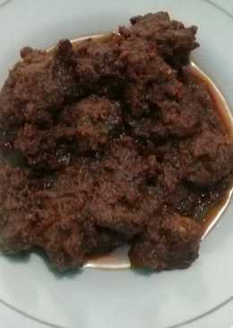 Rendang Daging ala NR #BikinRamadanBerkesan #Day5