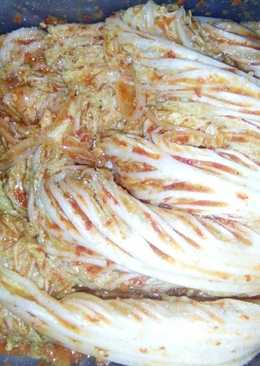 Kimchi rasa lidah orang Indonesia