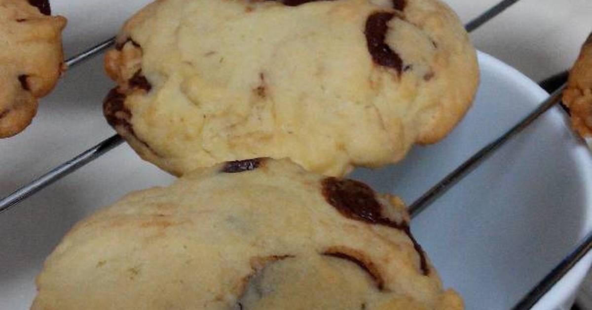 Resep chocolate chip cookies