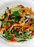 Cara Membuat Salad Sayuran Lezat