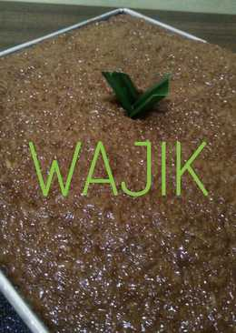 Wajik Gula Aren