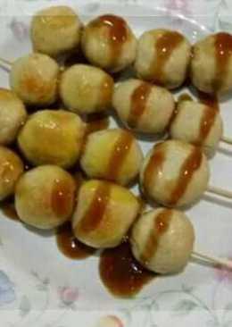 Saus takoyaki simple