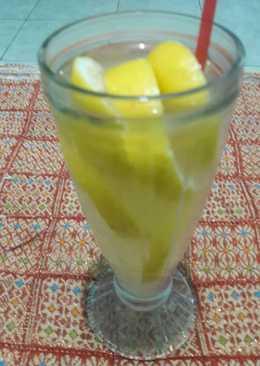 Lemon hangat