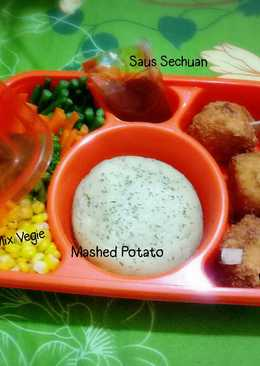 Bekal Suami - Mashed Potato