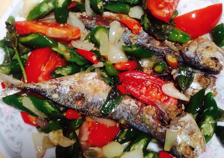 Resep Ikan Asin Peda Tumis Cabe Ijo Dari Riesky Rumah Resep 100 Ribu Resep Masakan Indonesia Enak Dan Lezat