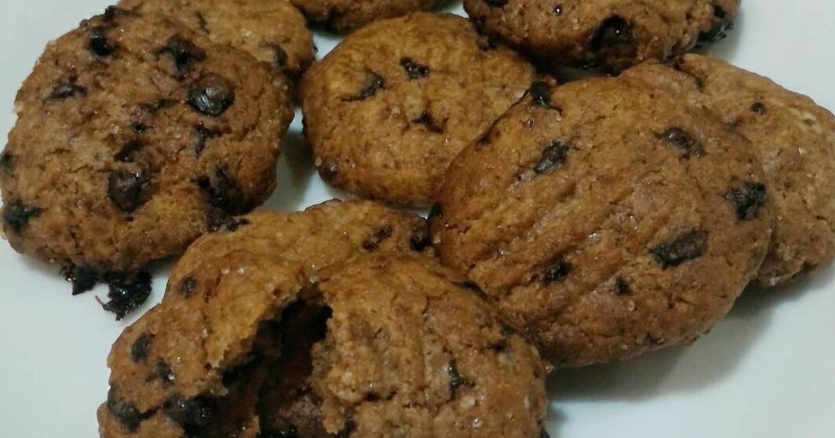 Resep Choco milo crunchy cookies ala Abdillah fam