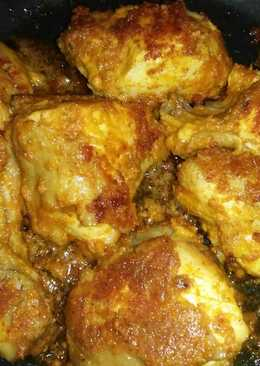 Ayam Bakar Teflon Bumbu Padang