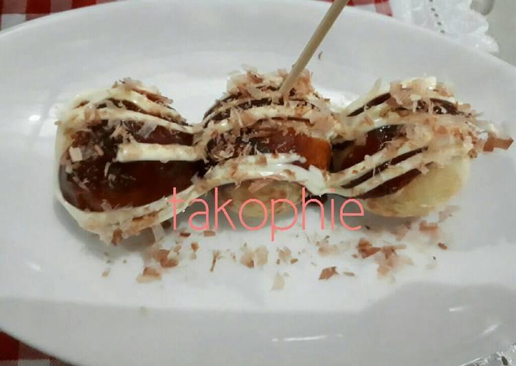 Takoyaki Takophie