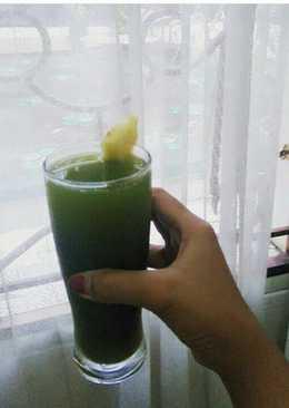 Healthy juice, jus antikolesterol