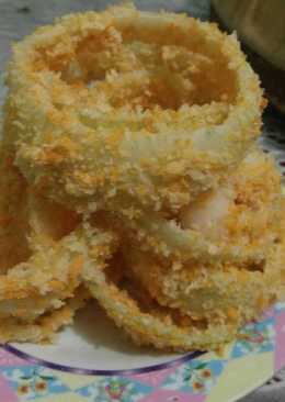 Onion Ring aka Tempura Bawang Bombay