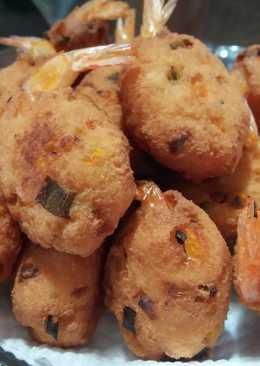 Tahu udang tempura