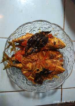 Ikan Kembung Sambal Balado