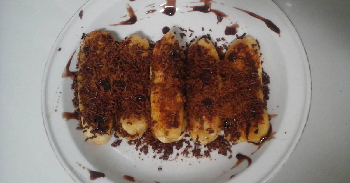 Resep Pisang Bakar Teflon Can Nelly Oleh Nelly Cake