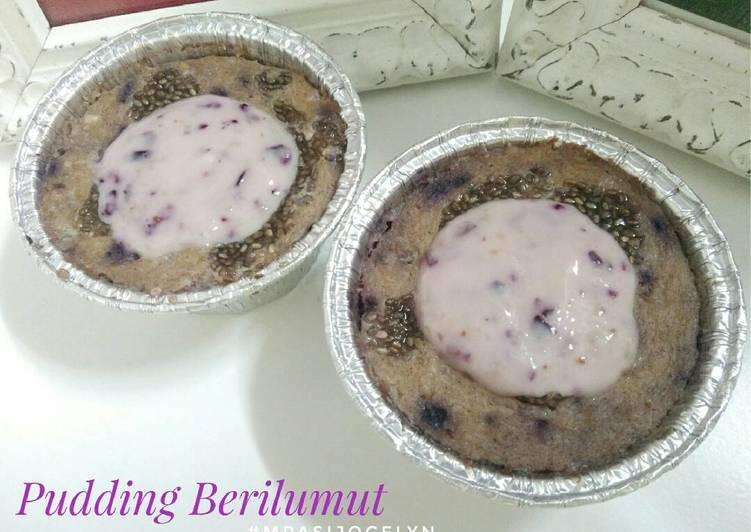 Resep Resep MPASI 9m+ - Pudding Berlumut By Hana Priskila