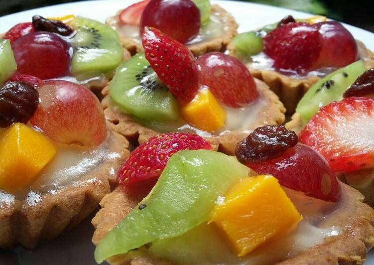 Resep Fruit Pie Mini Cantik ?? Dari Septi Asri Finanda