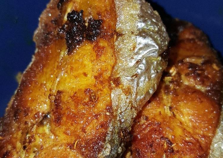 Resep Ikan patin goreng oleh Irma R Suhaya - Cookpad
