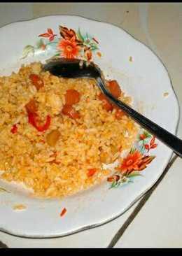 Kumpulan Resep Membuat Nasi Goreng Sosis Pedas Favorit Resep Milik Bunda