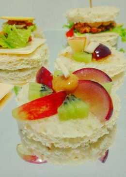 Canape keju 2 resep cookpad for Resep canape kontinental