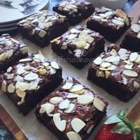 Avocado Brownies #browniesalpukat