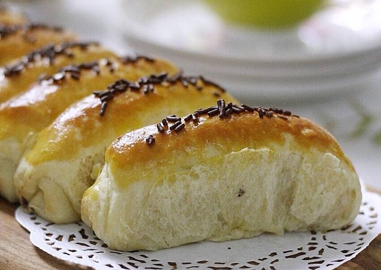 Roti Keset Manis (tanpa ulen berserat halus) #RabuBaru