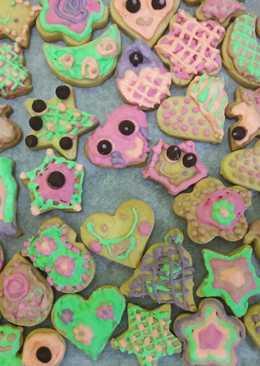 Cookies hias ala 😅 #BikinRamadanBerkesan