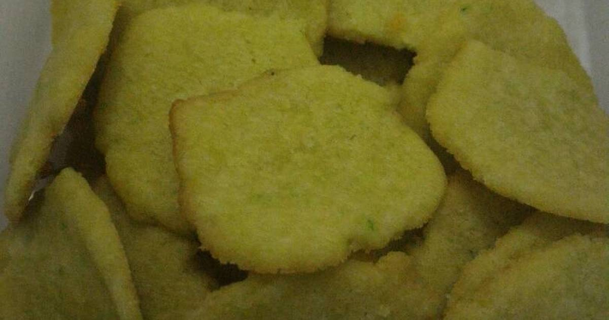 Resep Nutrijell Cookies Rasa Melon