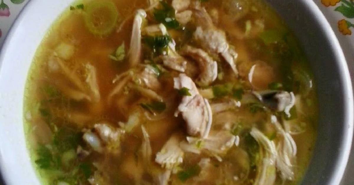 21 resep soto ayam kudus rumahan yang enak dan sederhana