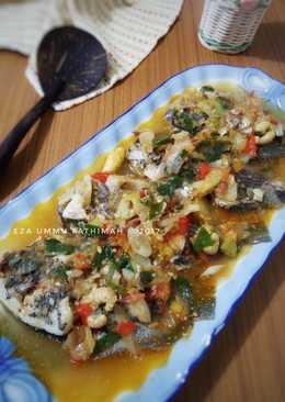 Teluptup aka Ikan Saos Tomat