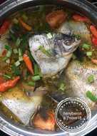 Sup ikan gurame  Seger dan praktis lezat
