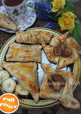 34. Puff Pastry Pisang