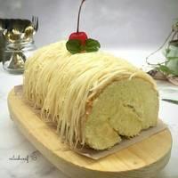 Gluten free Chiffon Roll cake #maree