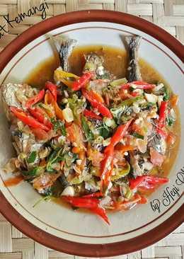 Ikan Kembung Kuah Tomat Kemangi