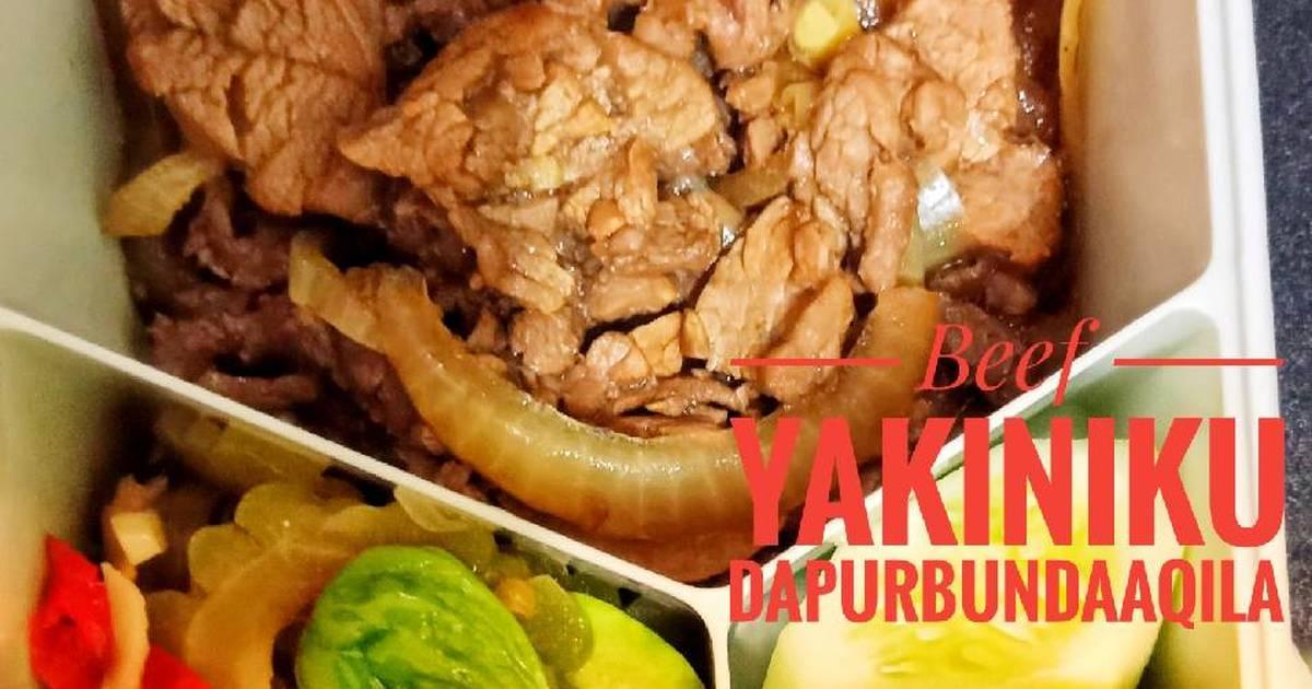 Resep Yakiniku Yoshinoya : Resep Beef Yoshinoya - Recipe Yoshinoya Beef Bowl Di 2020 Resep Memasak / View the menu for ... : Yakiniku berasal dari dua kata yaitu yaki yang artinya panggang dan niku yang artinya daging.