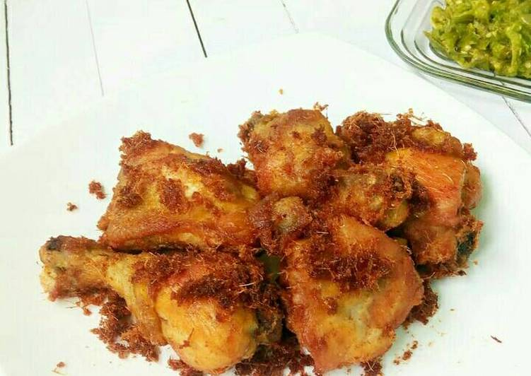 Resep Ayam Goreng Laos Kiriman dari Faiz Rosyida